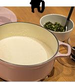 『手作り豆腐』ワークショップ