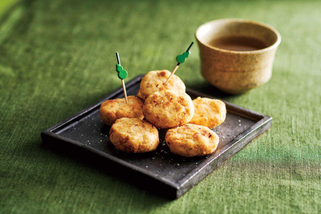 【うまだし】レシピ_おからナゲット_s