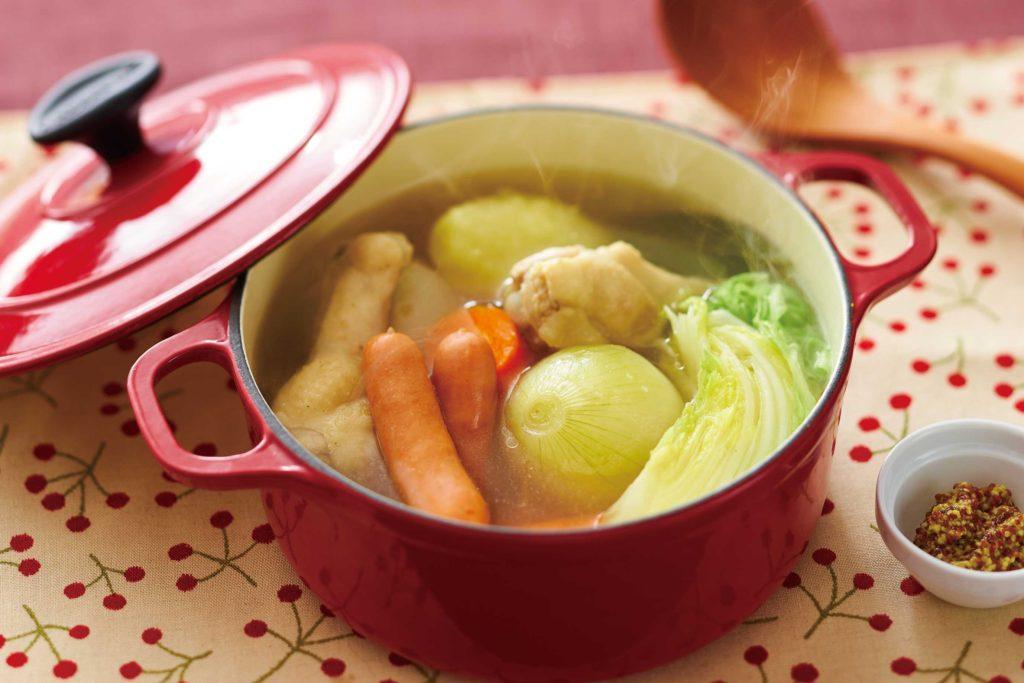 【野菜ぶいよん】レシピ簡単ポトフ