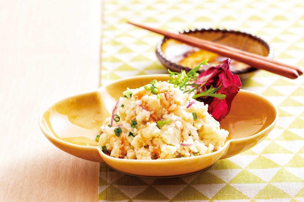 【野菜ぶいよん】_めんたいコクうまポテトサラダ_s