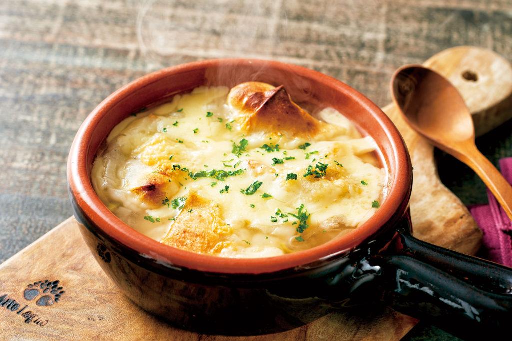 【野菜ぶいよん】_お餅を使って白葱グラタンスープ_s