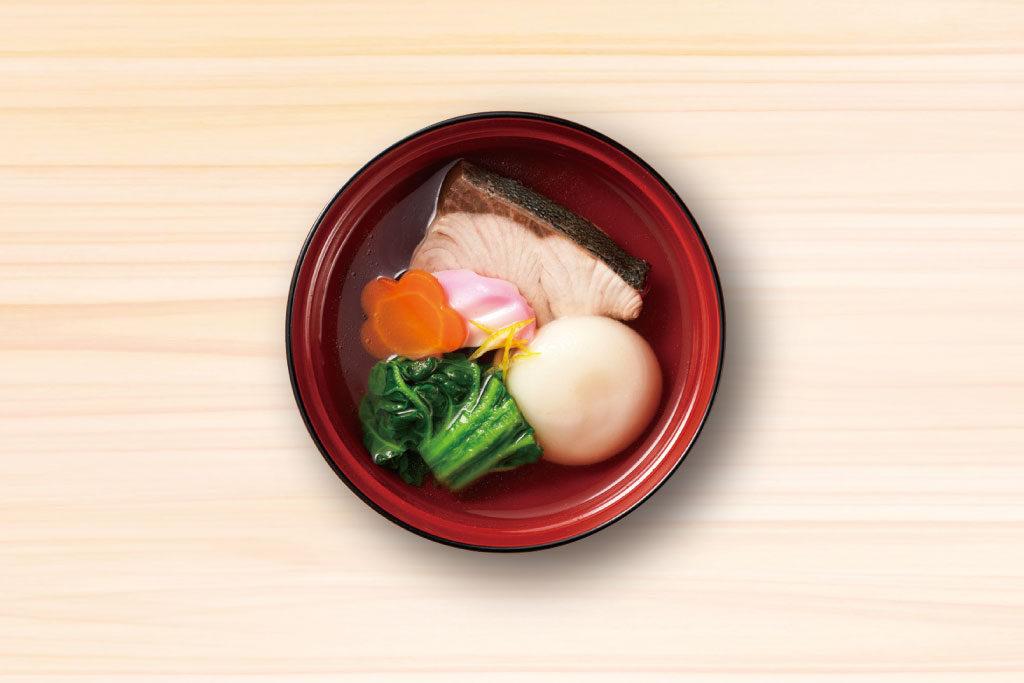【うまだし】レシピ_博多雑煮_背景